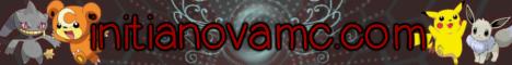 Initia Nova Pixelmon Server
