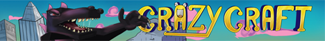 CRAZY CRAFT SERVER 2.2 and 3.0