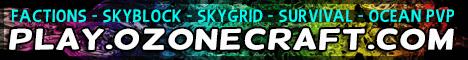 OzoneCraft Network