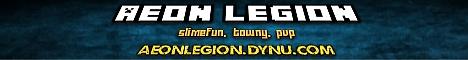 AEON LEGION | Towny | Slimefun