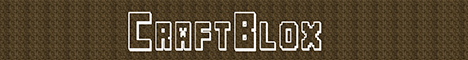 CraftBlox Creative & Survival mode server