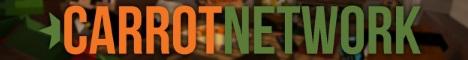CarrotNetwork | Survival & Creative server | 24/7